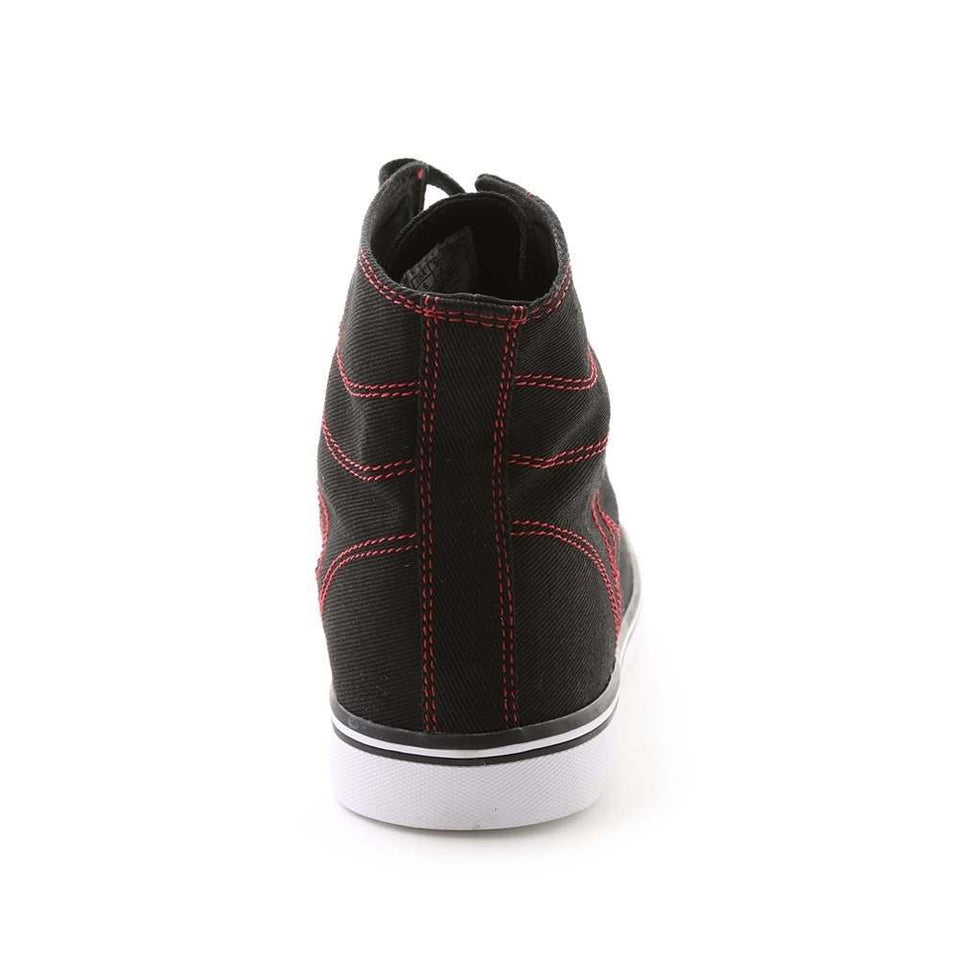 Pastry Cassatta Adult Sneaker in Black/Red