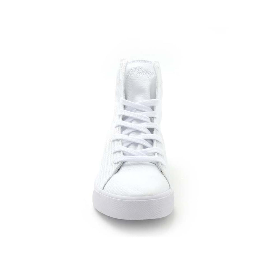 Pastry Cassatta Adult Dance Sneaker in White