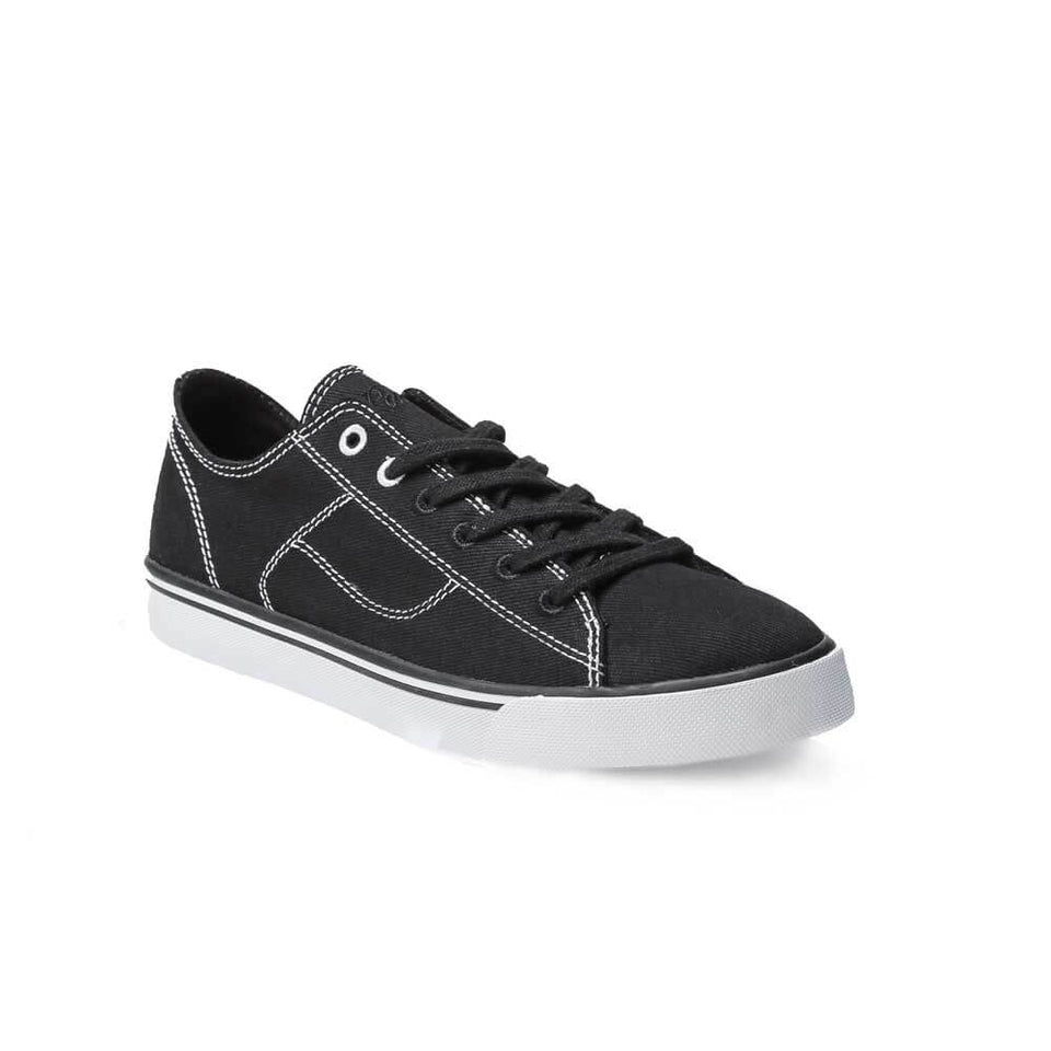 Pastry Cassatta Lo Adult Sneaker in Black/White