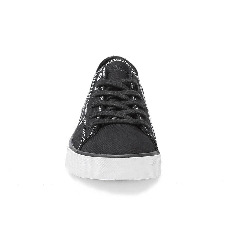 Pastry Cassatta Lo Adult Dance Sneaker in Black/White