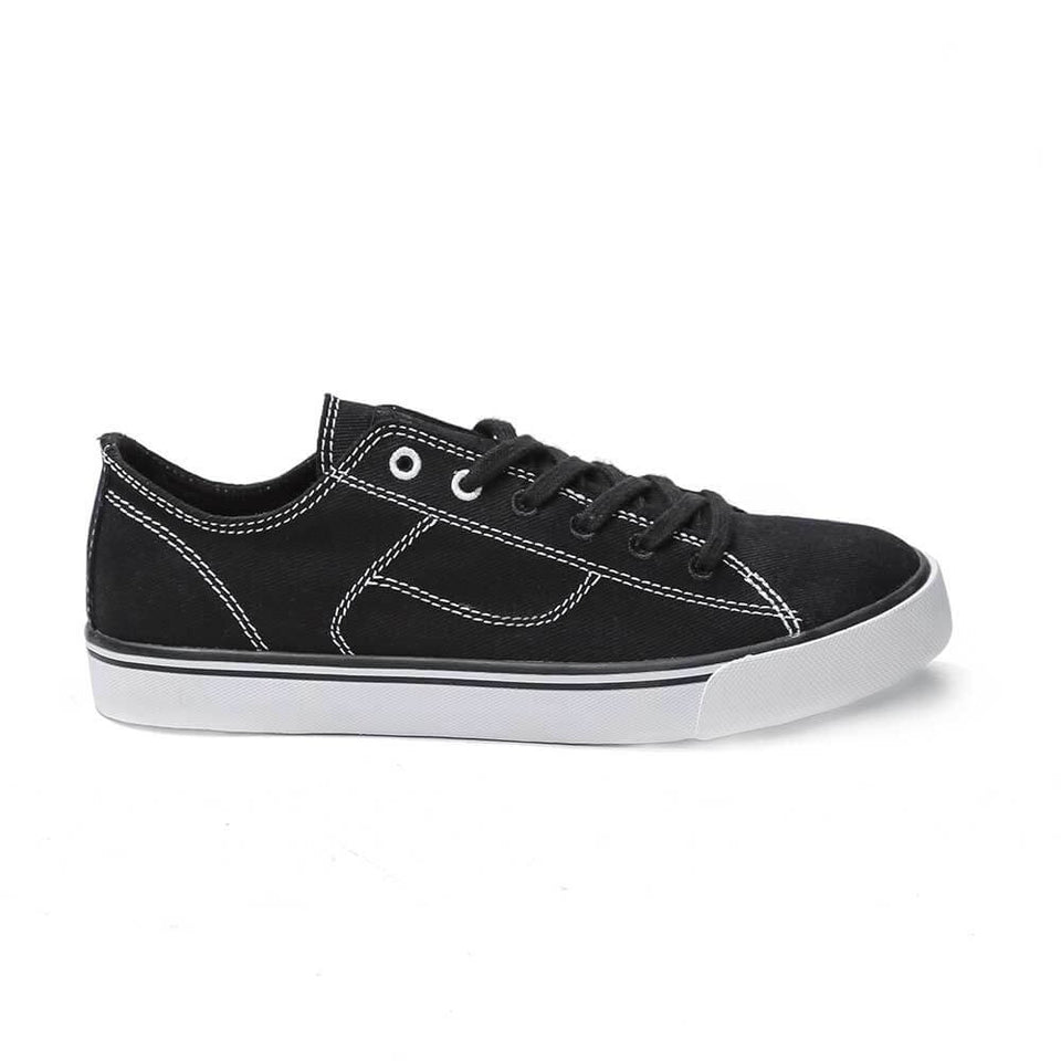Pastry Cassatta Lo Youth Sneaker in Black/White