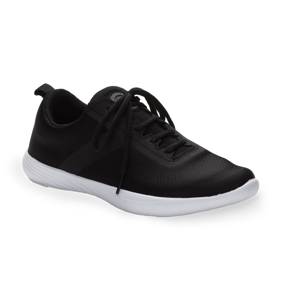Pastry Adult Studio Trainer Sneaker in Black/White