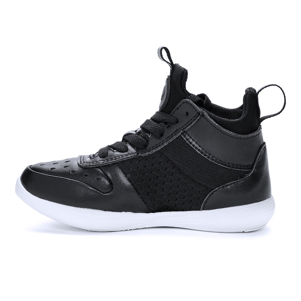 Pastry Ultimate Hip Hop Adult Sneaker in Black/White