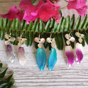 Lihilihi Petal Earrings