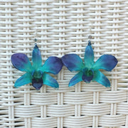 Whole Mahina Orchid Earrings