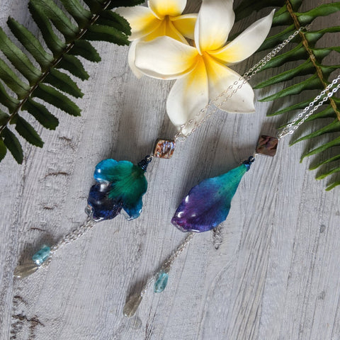 Wailele Petal Necklace