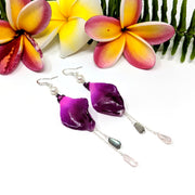 Pitaya Petal Earrings