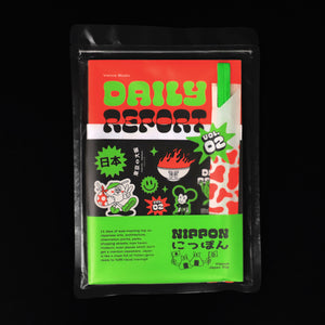 Daily Report Zine Vol. 02