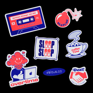 Sticker Pack Vol. 01