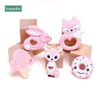 Baby Teether Silicone Toys