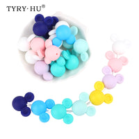 Silicone Beads Teether