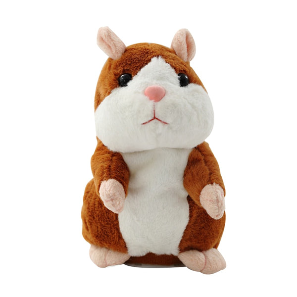Plush Talking Hamster