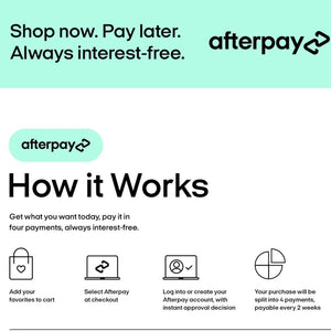 Hey babes! I've added @afterpayusa...