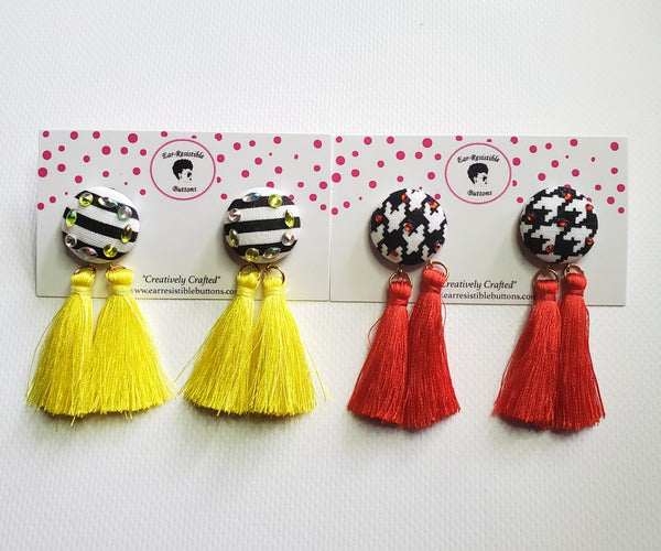 Tassel Button Bundle