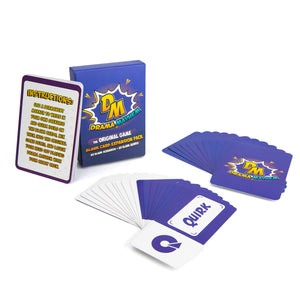 Blank Card Expansion Pack (For Base Game)