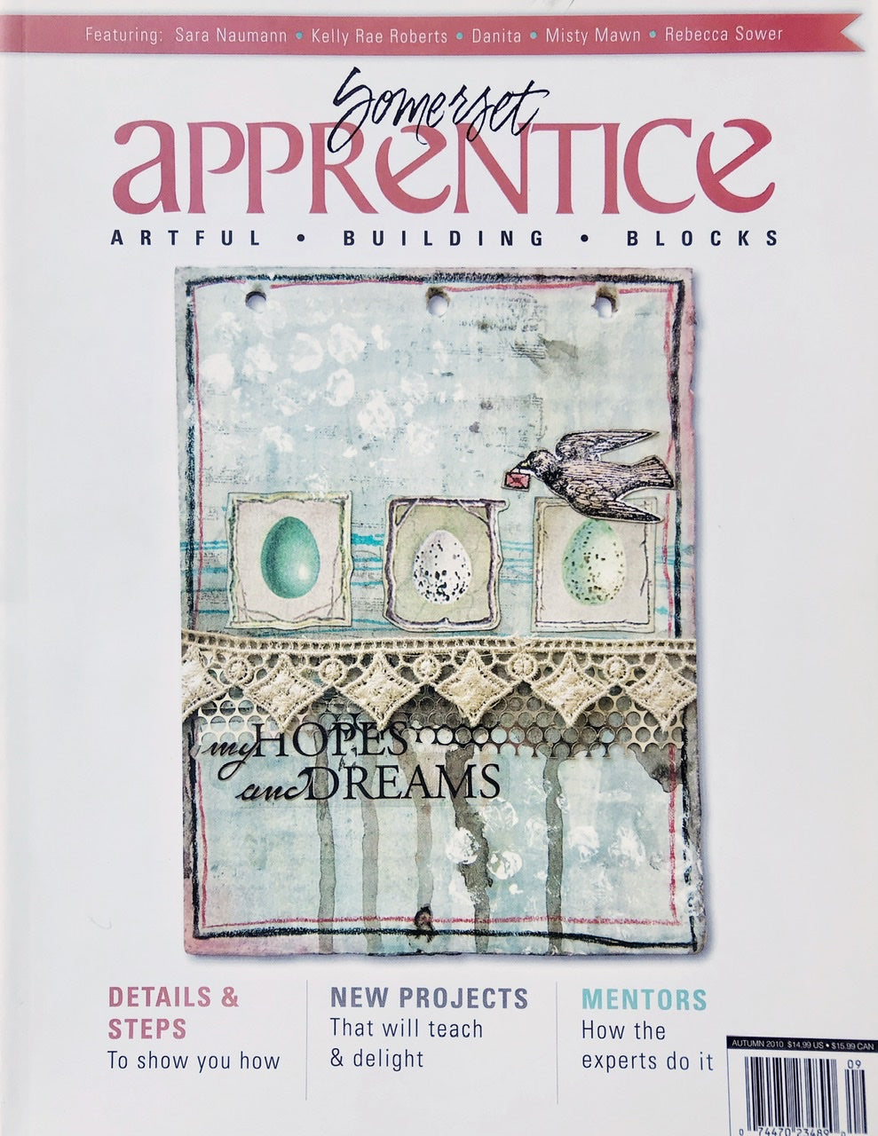 Somerset Apprentice Autumn 2010 - Vol 2, Issue 2