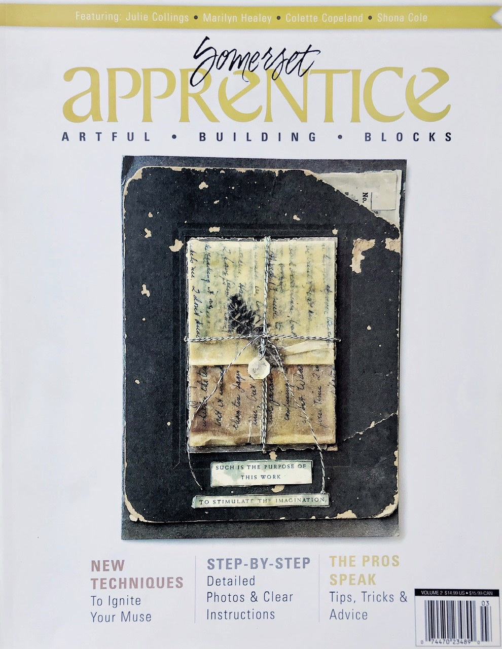 Somerset Apprentice March 2010 - Vol 2, Issue 1