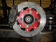 Rockwell Pinion Brake Kit (Uses Toyota Caliper ONLY)