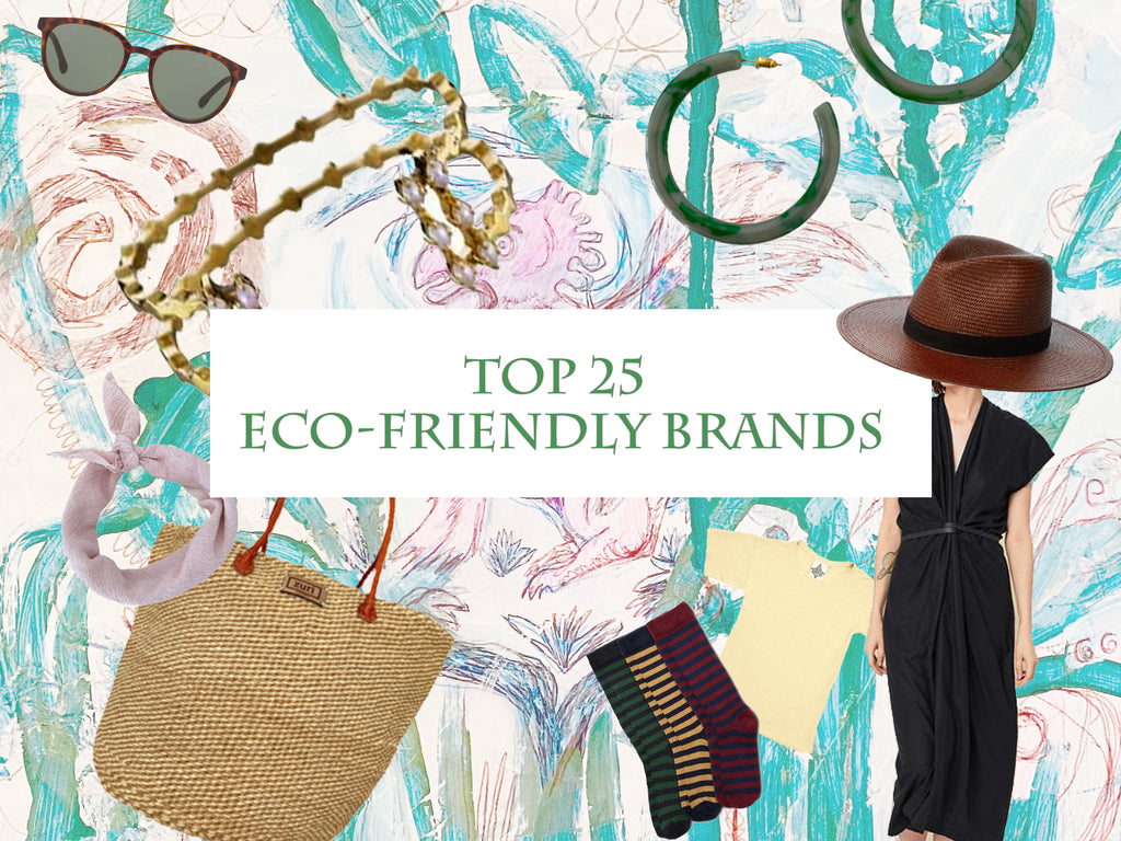 Top 25 Eco-Friendly Brands to Wear for the Holidays