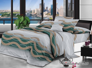 Izmir King 4PC Comforter Set