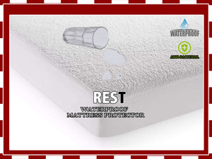 Waterproof King Protector Double mattress protection against water