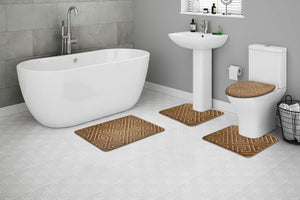 Ranah Bathroom 4pc set