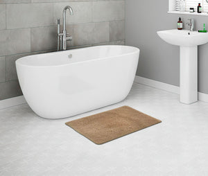 Alya Bath Rug Flooring automatically xNUMX * 60 cm