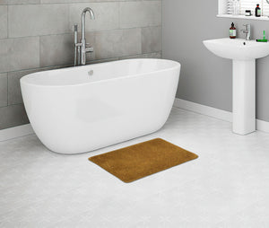 Alya Bath Rug Flooring automatically xNUMX * 50 cm