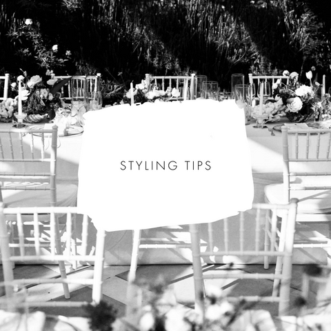 Two Lovers Blog - Styling Tips