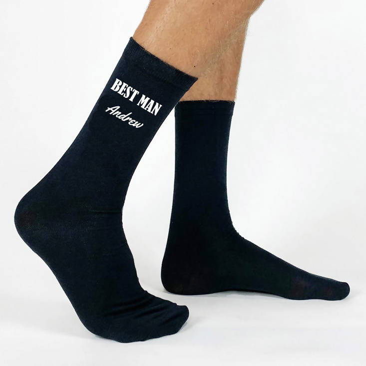 Groom and Groomsmen Socks