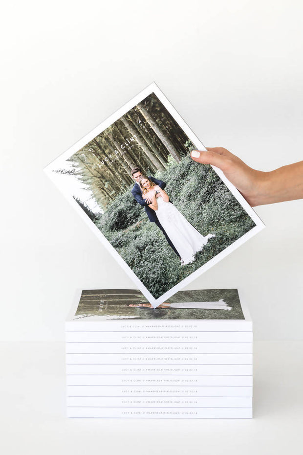 YOUR WEDDING ZINE® 200 PAGES