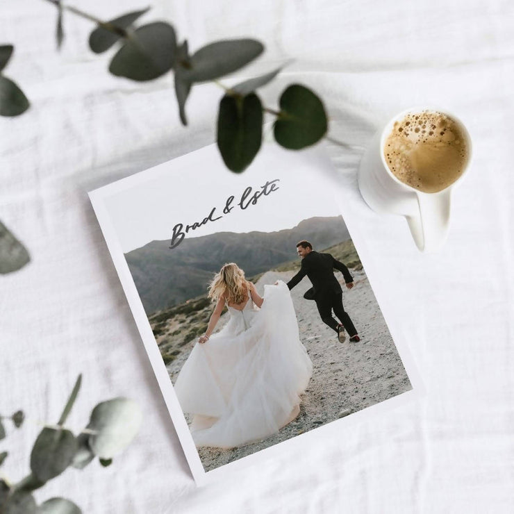 YOUR ELOPEMENT WEDDING ZINE® 100 PAGES