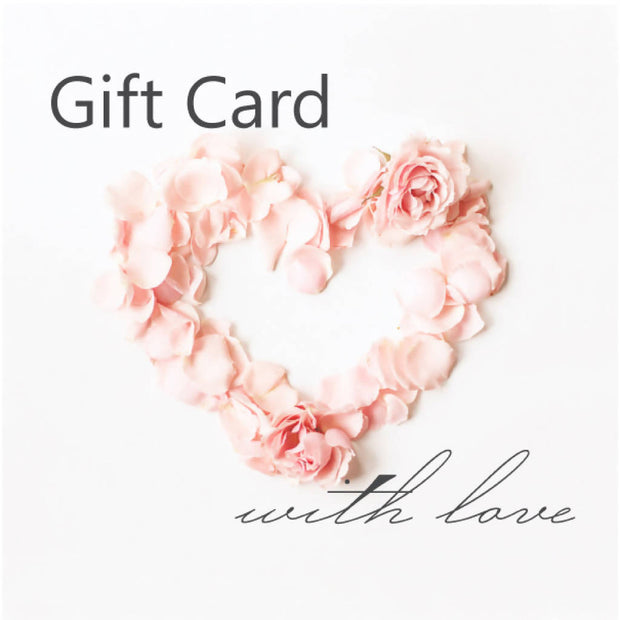 E-GIFT CARD $100: GIFT CARD, HAIR ACCESSORIES, WEDDING HAIR, JEWELLERY BRIDESMAIDS