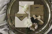 Emelia Earthy invitation