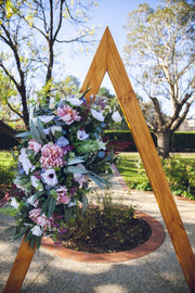 Triangle Arbour Hire