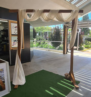 Square Arbour Hire