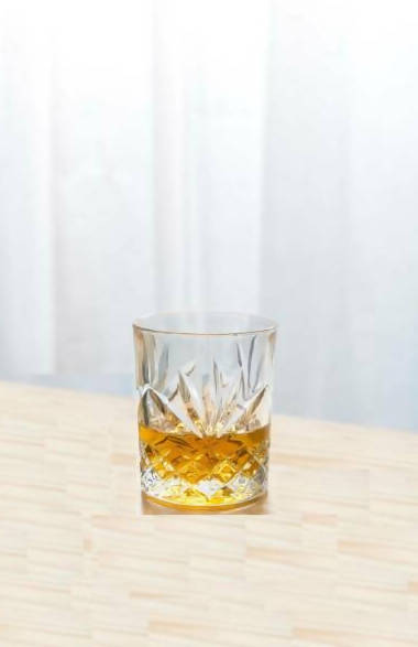 CRYSTAL GLASSWARE – SHORT TUMBLER GLASS