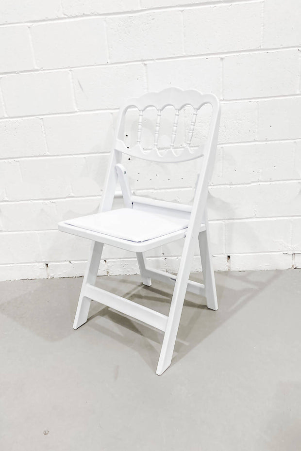 'Napoleon' Folding Chairs