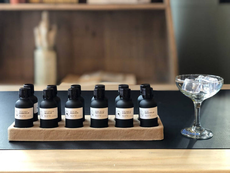 Gin Tasting Flight 12pc