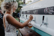 KOMBI MOBILE BAR HIRE