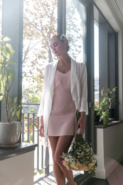 Cara Short Bridal Robe