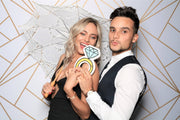 5 Hour Retro Photo Booth Hire with Strip Printing