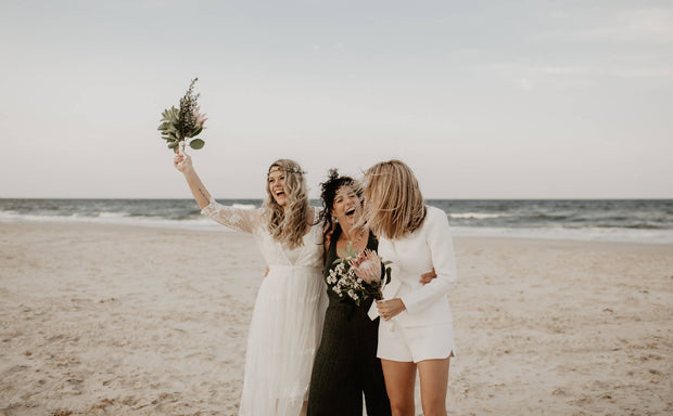 Byron Bay Celebrant - Elopement Ceremony (upto 10 guests)