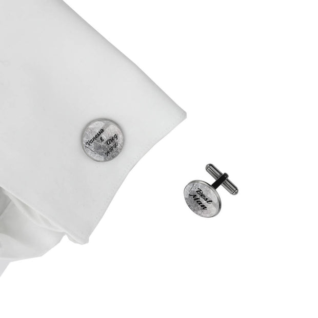 Best man with Names and Date, Wedding Gift, Personalised cufflinks, customised cufflinks, MFY66