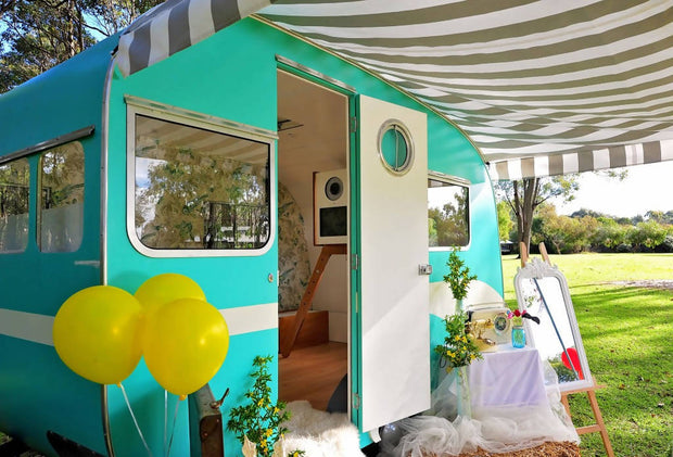 Doris The Caravan Photo Booth