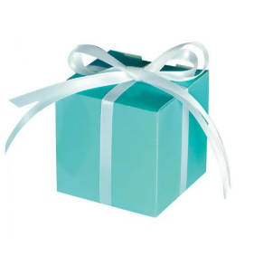 Tiffany Favour Box | 100 Pk