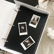 Linen Photo Album - Cotton