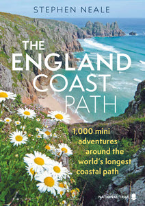 The England Coast Path paperback – PRE-ORDER FOR MARCH 2020: SIGNED AND GIFT WRAPPED - STEPHEN-NEALE.COM