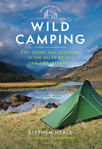 Wild Camping paperback SIGNED - STEPHEN-NEALE.COM