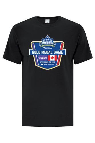 WILC 2019 Gold Medal Game Match Up T-Shirt